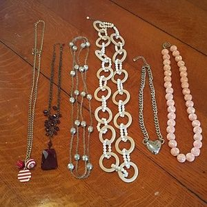 Forever 21 necklace lot